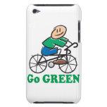El Día de la Tierra va verde iPod Touch Case-Mate Cárcasa
