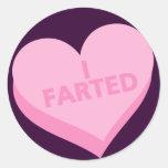 El día de las Anti-Tarjetas del día de San Valentí Etiquetas