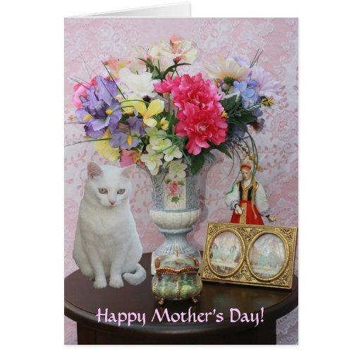 El día de madre adaptable felicitacion
