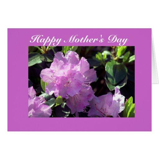 el día de madre felicitaciones