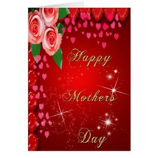 El día de madre feliz # 1 tarjeta