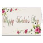 El día de madre feliz # 2 felicitacion