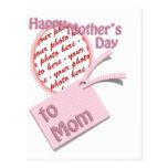 El día de madre feliz al marco de la foto de la ma postales