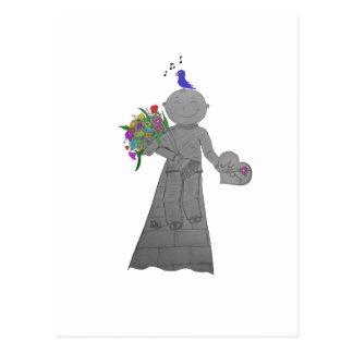 El día de madre feliz de Herberto Tarjeta Postal