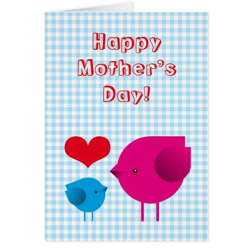 ¡El día de madre feliz! Felicitaciones