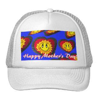 El día de madre feliz gorra