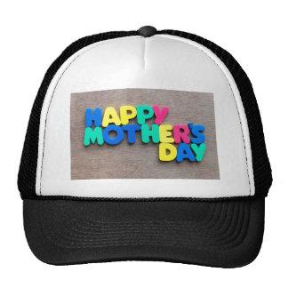 El día de madre feliz gorro