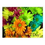 ¡El día de madre feliz! Postal