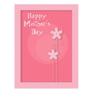 El día de madre feliz postales
