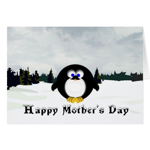 El día de madre feliz tarjeton