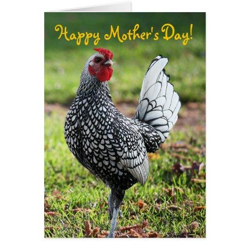 ¡El día de madre feliz! Tarjeta De Felicitación