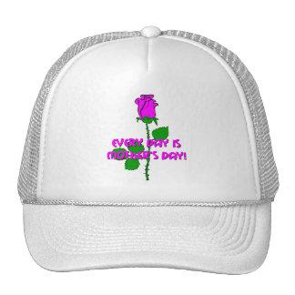 el día de madre lindo gorras