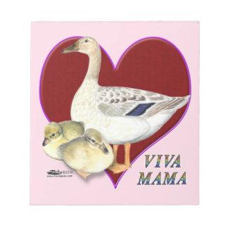 El día de madre:  ¡Mamá de Viva! Bloc