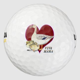 El día de madre:  ¡Mamá de Viva! Pack De Pelotas De Golf