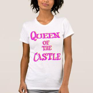 El día de madre: Reina de la camiseta del castillo