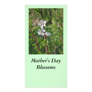 El día de madre tarjeta personal con foto