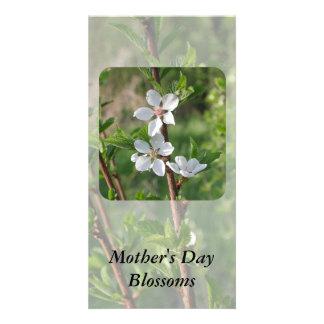 El día de madre tarjetas fotograficas personalizadas