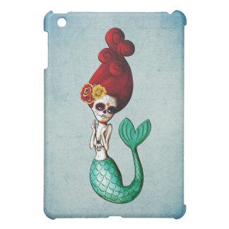 El Dia de Muertos Mermaid Cover For The iPad Mini