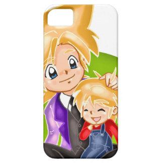 El día de padre 2 iPhone 5 Case-Mate fundas