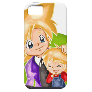 El día de padre 2 iPhone 5 Case-Mate cobertura