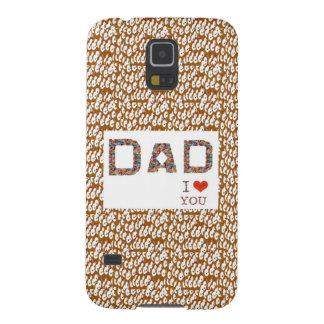 El día de padre del PAPÁ: BASE elegante LOWPRICES  Carcasa Para Galaxy S5