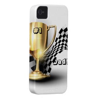 El día de padre del papá del número uno del trofeo Case-Mate iPhone 4 fundas