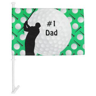 El día de padre del papá el | del golf del número
