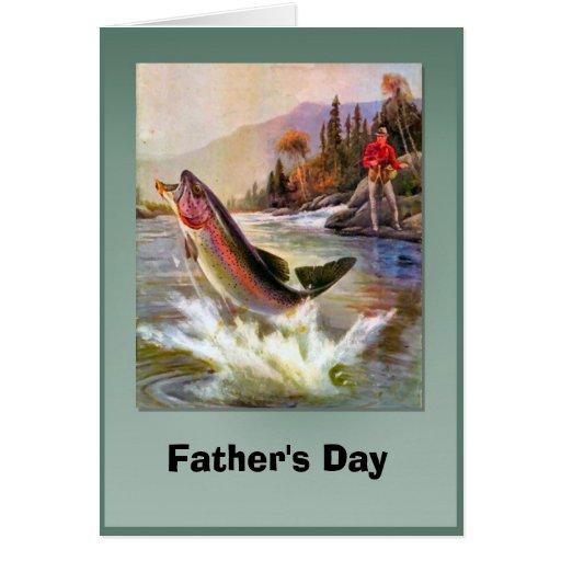El día de padre - es grande tarjeta