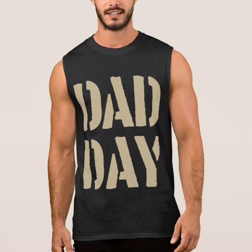 ¡El día de padre feliz del DÍA del PAPÁ! Camisetas