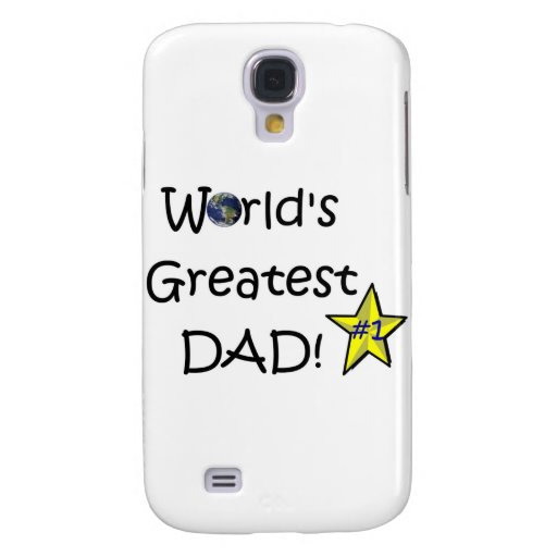 ¡El día de padre feliz! Funda Para Galaxy S4
