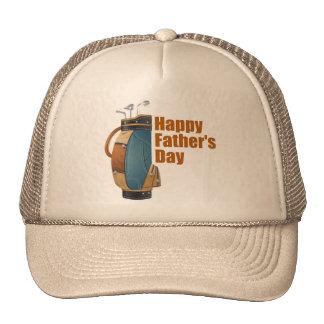 El día de padre feliz gorro