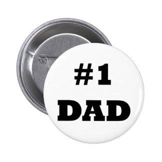 El día de padre feliz - numere a 1 papá - papá #1 pins