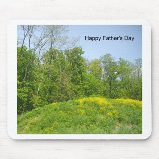 El día de padre feliz tapete de raton