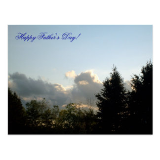 ¡El día de padre feliz! Postales