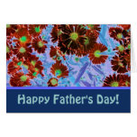 El día de padre tarjeta