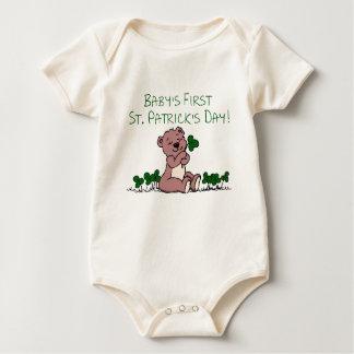 El día de primer St Patrick Mamelucos