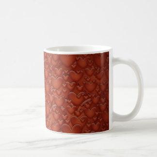El día de San Valentín 3 Taza De Café