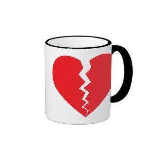 El día de San Valentín anti Tazas De Café