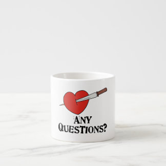 El día de San Valentín anti Taza Espresso