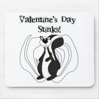 El día de San Valentín apesta las camisetas y los  Alfombrilla De Ratones