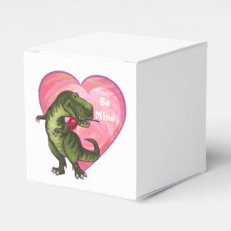 El día de San Valentín blanco de Pomeranian Caja Para Regalos De Fiestas