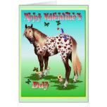 'El día de San Valentín de Appy Tarjeta