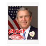 El día de San Valentín de George Bush Anuncio Personalizado