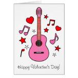 El día de San Valentín de la música Felicitación