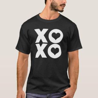 El día de San Valentín del amor de XOXO Playera