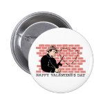 El día de San Valentín del gángster Pin