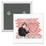 El día de San Valentín del gángster Pins