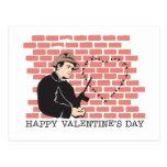 El día de San Valentín del gángster Postal