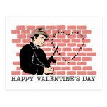 El día de San Valentín del gángster Postales