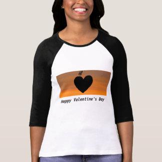 El día de San Valentín feliz Camisas